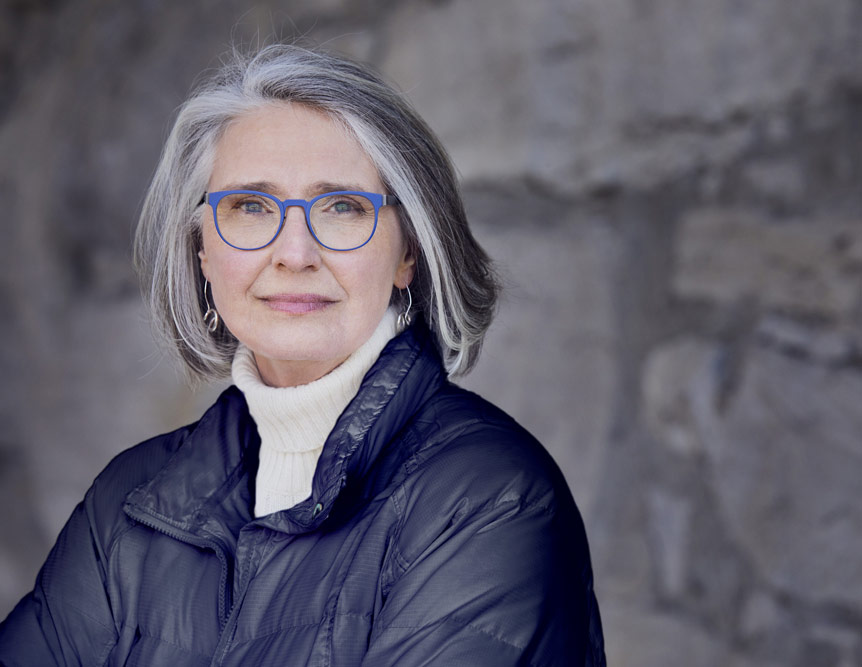 Louise Penny | Photo © Jean-François Bérubé